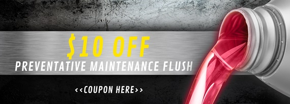 Transmission Fluid Service coupon in Hillsborough, NJ
